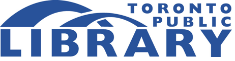 logo for Toronto Public Library