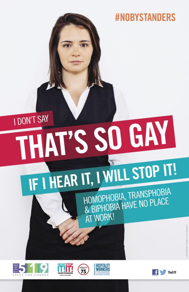 Hear It Stop It That's So Gay version 2